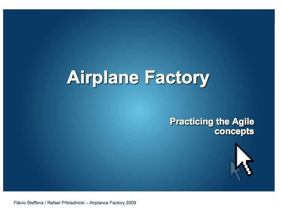 AirplaneFactory